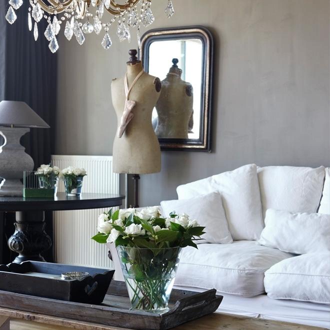 Moderne woning vol nostalgische schatten wonen for Wonen landelijke stijl decoreren