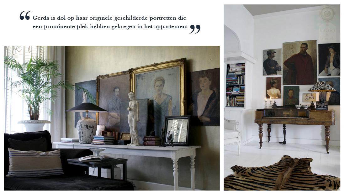 De kunstzinnige woning van mevrouw Janssen - Wonen, interieur ...