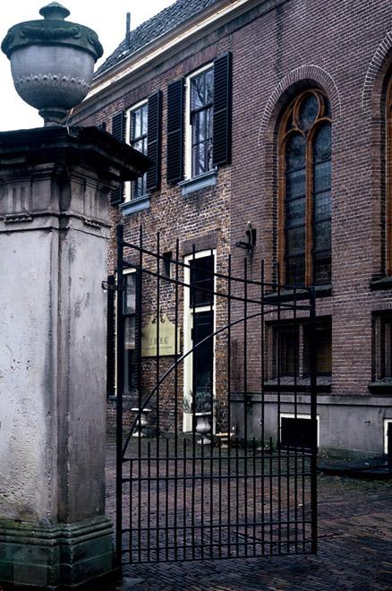 Stof op de zolder van Het Oude Convent 1 - Copyright © Brosisprod.nl