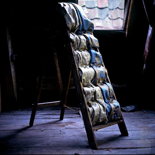 Stof op de zolder van Het Oude Convent 10 - Copyright © Brosisprod.nl