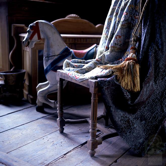 Stof op de zolder van Het Oude Convent 12 - Copyright © Brosisprod.nl
