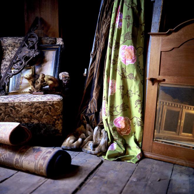 Stof op de zolder van Het Oude Convent 4 - Copyright © Brosisprod.nl