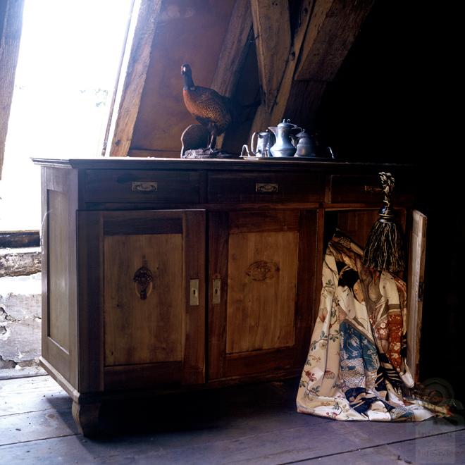 Stof op de zolder van Het Oude Convent 5 - Copyright © Brosisprod.nl